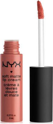 NYX Professional Makeup Soft Matte Lip Cream $6 thestylecure.com