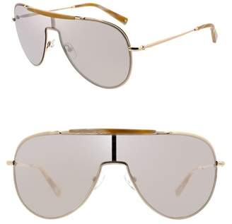 KENDALL + KYLIE Kendall & Kylie Women's Layla Shielded Aviator Sunglasses