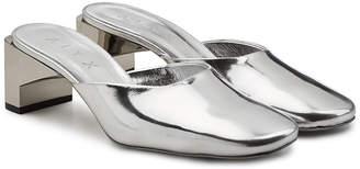 ALYX STUDIO Zu Zu Slipper Metallic Leather Mules