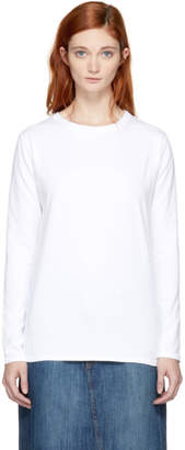 Earnest Sewn White Rachel T-Shirt