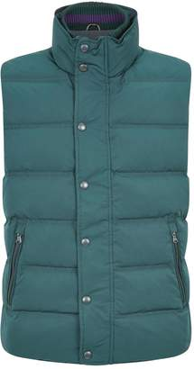 Hackett Quilted Gilet