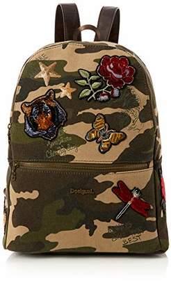 Desigual Bols_always Milan, Women's Backpack Handbag,13x39.5x31 cm (B x H T)