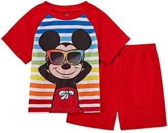 DISNEY MICKEY MOUSE Disney 2-pc. Mickey Mouse Pajama Set Toddler Boys