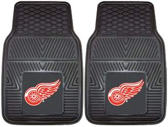 Fanmats FANMATS 2-pk. Detroit Red Wings Vinyl Car Floor Mats