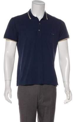 Dolce & Gabbana Piqué Polo Shirt
