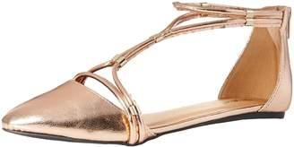 Qupid Women's SWIFT-244X Ballet Flat