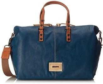 Abbacino Women's SS16 Trendy CANYAMEL/Blue Bag, Orange