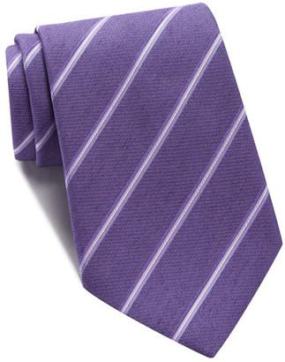 Star USA By John Varvatos Diagonal Stripes Wide Tie $98 thestylecure.com