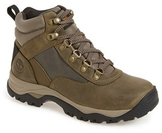 Women's Timberland 'Keele Ridge' Waterproof Hiking Boot $109.95 thestylecure.com