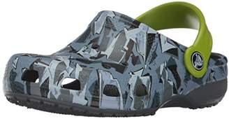 Crocs (クロックス) - [クロックス] クロッグ クラシック グラフィック クロッグ キッズ 204816 camo C4(12 cm)