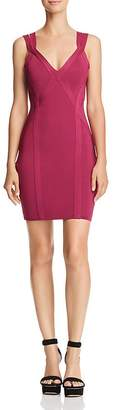 GUESS Mirage Strappy Body-Con Dress