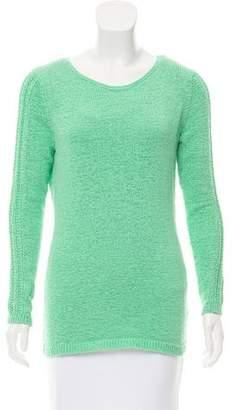 Rachel Zoe Bateau Neck Knit Sweater