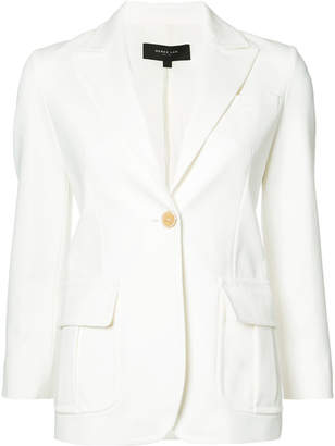 Derek Lam Cara Single Button Blazer