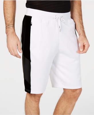 INC International Concepts I.n.c. Velour Panel Shorts