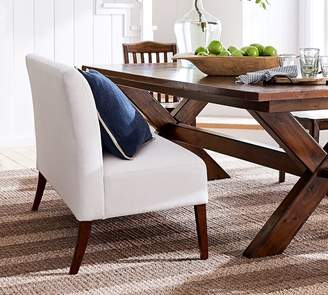 Pottery Barn Highland Farmhouse Dining Banquette