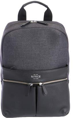 Royce Power Bank Charging 13In Laptop Backpack