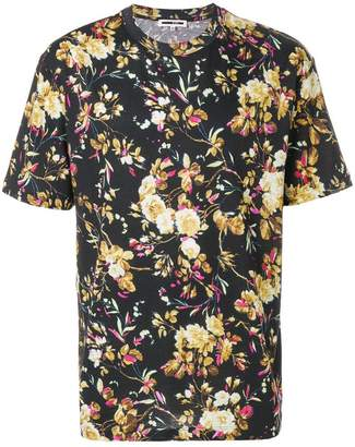 McQ floral print T-shirt