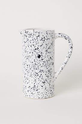 H&M Stoneware jug