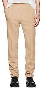 Helmut Lang Men's Cotton Terry Jogger Pants - Beige, Tan