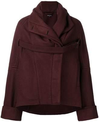 Ann Demeulemeester oversized jacket