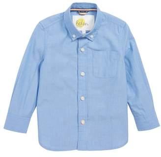 Boden Mini Smart Woven Shirt