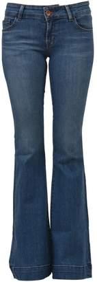 J Brand Flare Indigo Stretch Jean