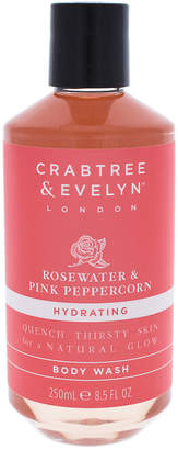 Crabtree & Evelyn 8.5Oz Rosewater And Pink Peppercorn