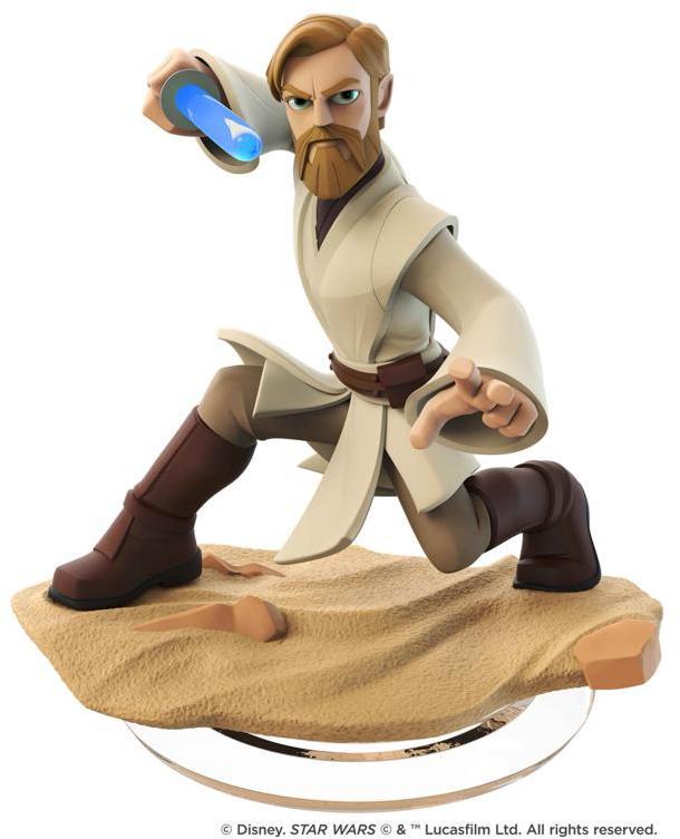 Disney Infinity 3.0 Star Wars Obi-Wan Figure