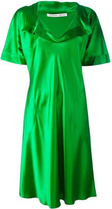 Stephan Janson V-neck T-shirt dress