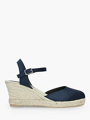 d2dbe0f9ec29 Carvela Sabrina 2 Wedge Heel Sandals