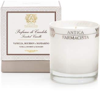 Antica Farmacista Vanilla, Bourbon & Mandarin Scented Candle, 9 oz.