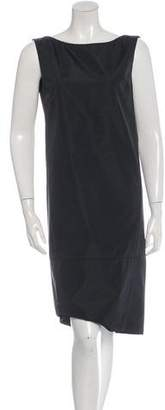 Acne Studios Sleeveless Midi Shift Dress