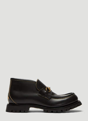 Gucci Horsebit Loafers in Black