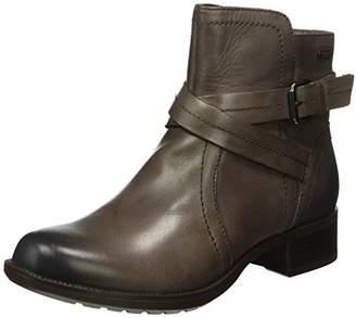 Rockport Women's Copley Waterproof Caroline - CH INTL Short Boots Grey Size: 5