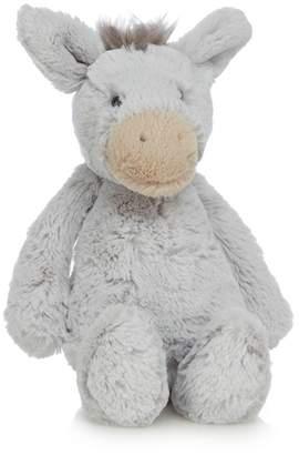 Jellycat Jelly Cat Grey 'Bashful' Donkey Soft Toy