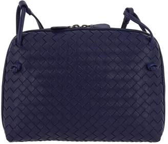 Bottega Veneta Crossbody Bags Crossbody Bag Nodini Small In Genuine Leather With Woven Pattern