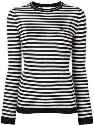 Bella Freud Skinny Minnie lurex jumper