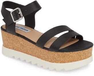 Steve Madden Keykey Platform Wedge Sandal