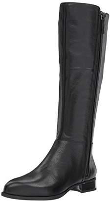Nine West Women's NIHARI Black Leather