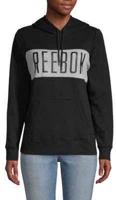 Reebok Long-Sleeve Logo Sweater