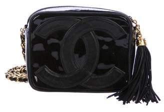 Chanel Patent Mini Camera Bag
