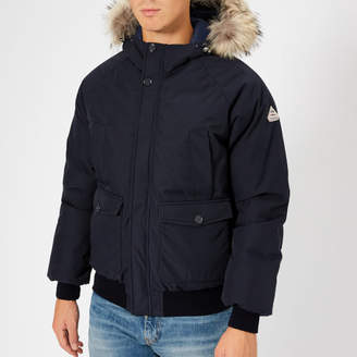 Pyrenex Men's Mistral Bomber Jacket Fur