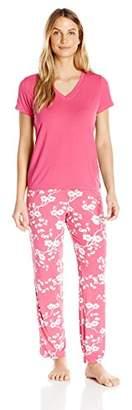 Shadowline Women's Pajama Set-Soft