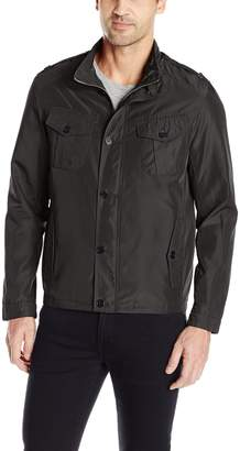 """Cole Haan Men's 27.5"""" packable field jacket"""