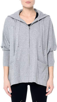 Nylora Beverly Zip-Front Poncho