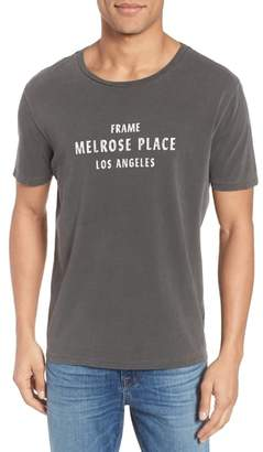 Frame Melrose Place Vintage Graphic T-Shirt