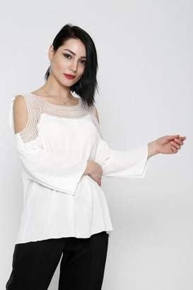 Marvy Fashion Boho Crochet Top
