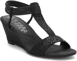 New York Transit Got It All Women's Wedge Sandals