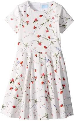 Lanvin Kids - Bloom Short Sleeve Dress