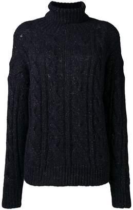 Peserico basic knitted jumper